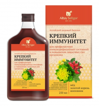 "Altay Honey Balsam ""Strong Immunity"""