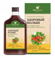 "Altay Honey Balsam ""Healthy Baby"""