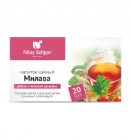 "Tea Beverage ""Milava"""